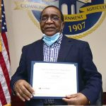 Mayor Eddie Reed receives National Honor