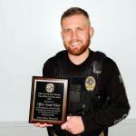 Officer Austin Pickett – 2020 Officer of the Year