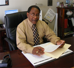 City of Jemison Alabama Mayor Eddie Reed