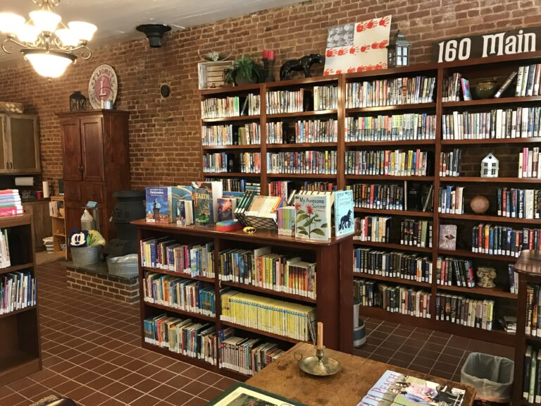 Jemison, Alabama Library - Books